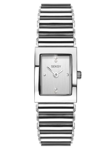 Seksy Edge 2864 | Ladies Watch | Silver | By Sekonda
